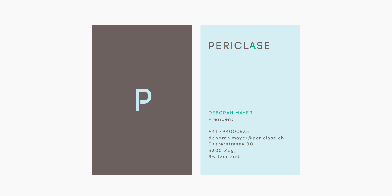 Periclase Business Cards